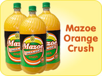 Mazoe Orange 2ltr